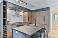 Keukensale - beton-houten-keuken