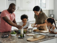 Keukensale - indeling